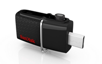 Sandisk Ultra Android Dual USB 3.0 Flash Drive - 32GB - Cover