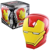 Iron Man Cookie Jar - Cover