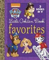 Paw Patrol Little Golden Book Favorites - Golden Books (Hardcover) Cover