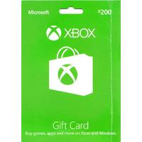 Xbox Live R200 Gift Card (Xbox 360 / Xbox One)