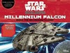 Star Wars Builders Millenium Falcon - Benjamin Harper (Hardcover) Cover