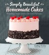 Simply Beautiful Homemade Cakes - Lindsay Conchar (Paperback) Cover