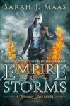 Empire of Storms - Sarah J. Maas (School And Library)