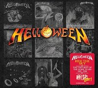 Helloween - Ride the Sky: Very Best of 1985-1998 (CD) - Cover