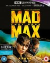 Mad Max: Fury Road (4K Ultra HD + Blu-ray)