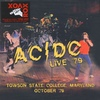 AC/DC - Live '79 - Towson State College (CD)