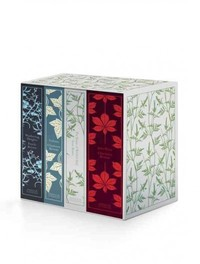 Bronte Sisters (Boxed Set) - Charlotte Bronte (Mixed media product) - Cover