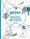 Harry Potter Magical Artifacts Coloring Book - Scholastic Inc. (Paperback)
