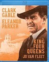 King and Four Queens (Region A Blu-ray)