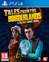 Tales from the Borderlands (PS4) Cover