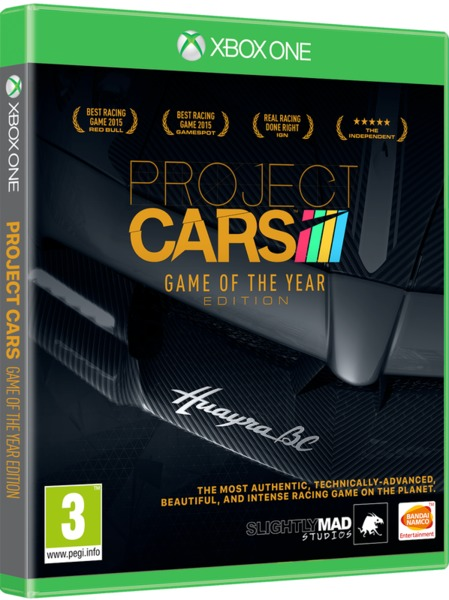 project cars game of the year edition xbox one video games online raru. Black Bedroom Furniture Sets. Home Design Ideas