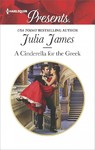 A Cinderella for the Greek - Julia James (Paperback)