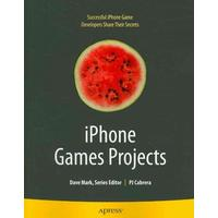 Iphone Games Projects - P. J. Cabrera (Paperback)