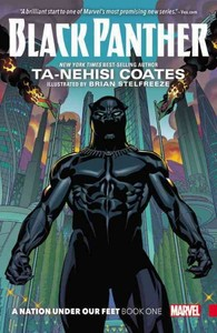 Black Panther 1 - Ta-nehisi Coates (Paperback) - Cover