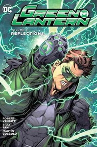 Green Lantern 8 - Robert Venditti (Hardcover) - Cover