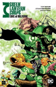 Green Lantern Corps Edge of Oblivion 1 - Tom Taylor (Paperback) - Cover