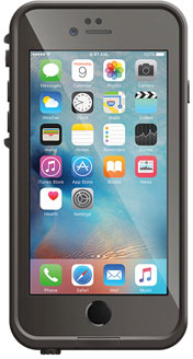 more photos 9fb77 8584e LifeProof Fre For Apple iPhone 6/6s - Grind Grey Global 10