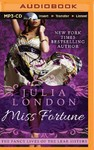 Miss Fortune - Julia London (CD/Spoken Word)