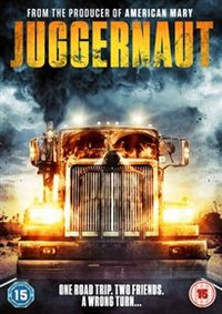 Juggernaut (DVD) - Cover