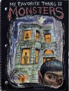 My Favorite Thing Is Monsters - Emil Ferris (Paperback)