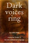 Dark Voices Ring - Zakes Mda (Paperback)