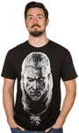 The Witcher 3 Toxicity Premium T-Shirt (XXX-Large)