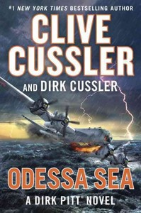 Odessa Sea - Clive Cussler (Hardcover)