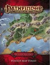 Pathfinder Campaign Setting Hell's Vengeance Poster Map Folio - Paizo Inc. (Game)