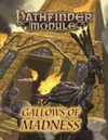 Pathfinder Module Gallows of Madness - Benjamin Bruck (Paperback)