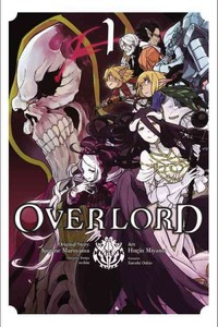 Overlord Vol. 01 - Kugane Maruyama (Paperback) - Cover