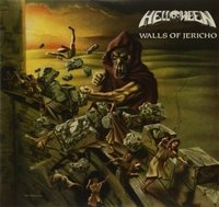 Helloween - Walls of Jericho (Vinyl) - Cover