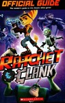 Ratchet and Clank: Official Guide Book - Scholastic (Paperback) Cover