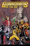 Guardians of the Galaxy: New Guard Vol. 1: Emporer Quill - Brian Michael Bendis (Paperback)