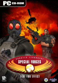 CT Special Forces: Fire For Effect (PC) - Cover
