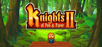 Knights of Pen and Paper 2 - Deluxiest Edition (PC) - Cover