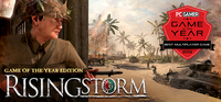 Rising Storm (PC) - Cover