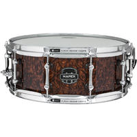 Mapex ARML4550KCWT Armory Dillinger 14x5.5 Inch Maple Snare Drum (Maple Burl)