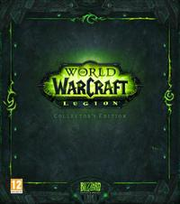 World of Warcraft: Legion (PC) - Cover