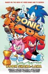 Sonic Boom 2 - Sonic Scribes (Paperback)