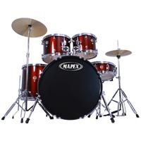 Mapex PDG5044TCDR Prodigy 5pc Fusion Drum Kit (Red)