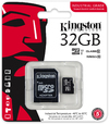 Kingston Technology Industrial Temperature microSD UHS-I 32GB MicroSDHC UHS-I Class 10 memory card