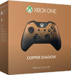Microsoft - Special Edition Copper Shadow Wireless Controller (Xbox One)