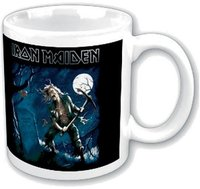 Iron Maiden Boxed Mug: Benjamin Breeg - Cover