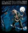 Iron Maiden Greeting Card: Benjamin Breeg