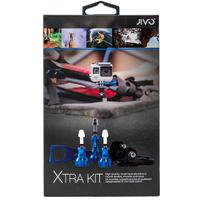 Jivo Go Gear Xtra Kit -Spare Parts For GoPro