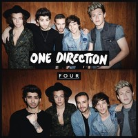 One Direction - Four (CD) - Cover