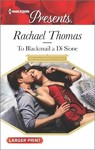 To Blackmail a Di Sione - Rachael Thomas (Paperback)
