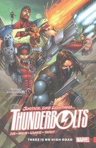 Thunderbolts 1 - Jim Zub (Paperback) - Cover