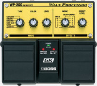 Boss WP-20G Wave Processor Guitar GK Effects Pedal - Cover