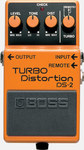 Boss DS-2 Turbo Distortion Guitar Distortion Pedal